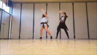 kriss kross chris brown choreography