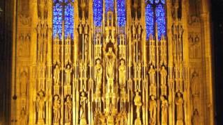 T. Tertius Noble: Magnificat and Nunc Dimittis in A minor
