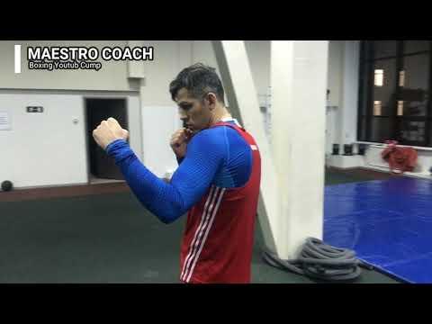 (Азы) Основы бокса.Урок №1. Стойки в боксе(боевая, фронтальная)