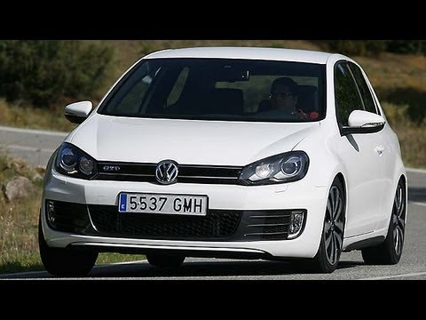 volkswagen golf vi gtd prueba english subtitles youtube. Black Bedroom Furniture Sets. Home Design Ideas