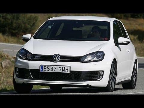 Volkswagen golf vi gtd prueba english subtitles youtube for Golf 6 gtd blanche