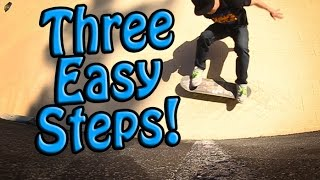 Wall Ride Tutorial & Trick Tips: 3 Easy Steps!