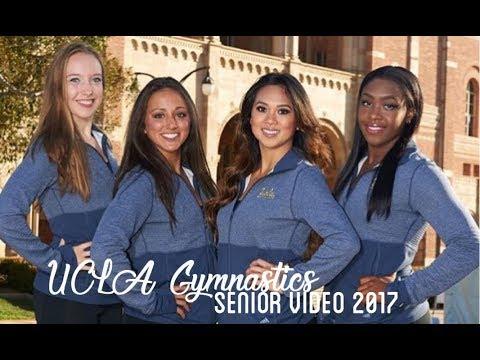 2017 UCLA Gymnastics Senior Video