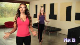 Get Fit With Mel B (Wii) Trailer
