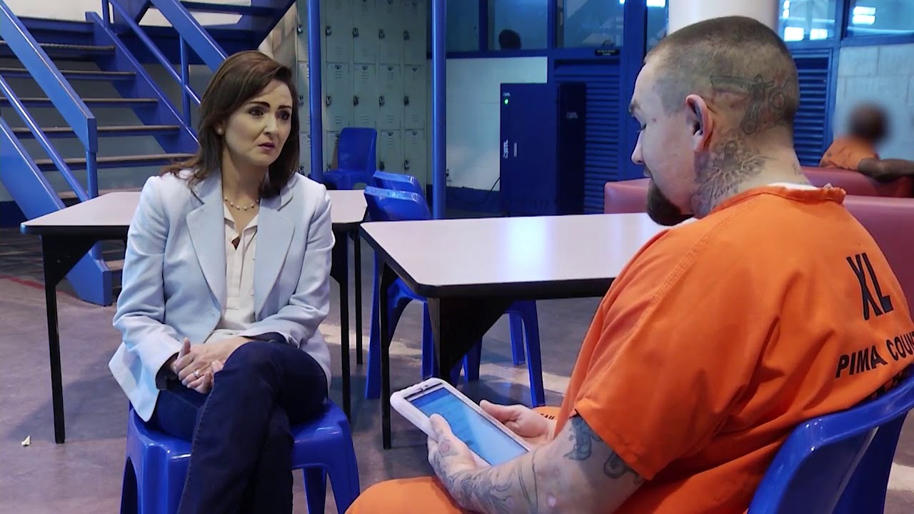 How tablets are transforming the inmate and officer experience in  corrections