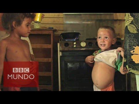La crisis del hambre en Venezuela - Documental de BBC Mundo
