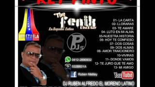 Salsa Romántica (REY PINTO)( LOS TERRÍCOLAS) Dj Ruben Alfredo El Moreno Latino