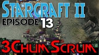 Let's Play Starcraft 2: 2v2 (Ep. 13): That Meta Hack   3ChumScrum
