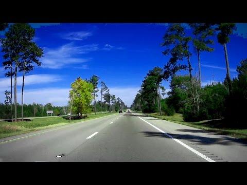 Road Trip #084 - I-59 N - Mississippi State Line to Poplarville/Wiggins Exit Mile 29