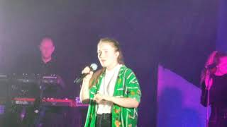 IN VAIN Live - Sigrid (O2 Academy, Birmingham - 04/11/2018) Video