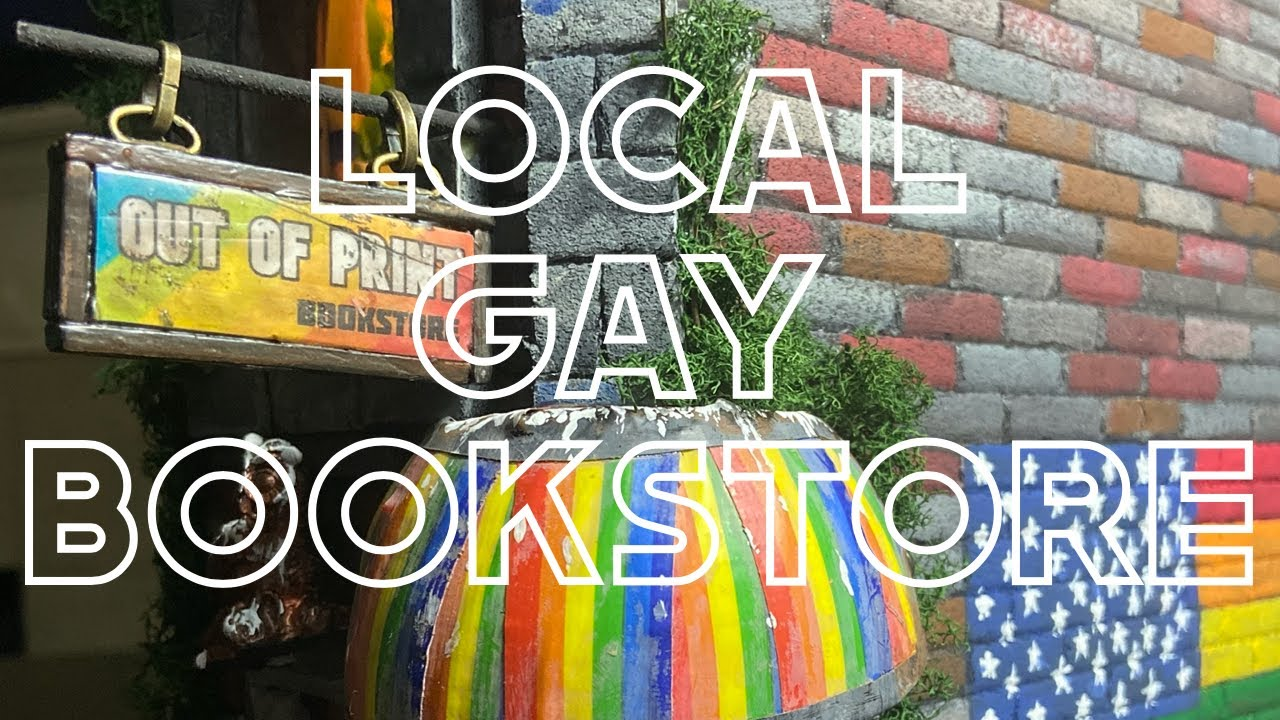 """Eric Himan - """"Local Gay Bookstore"""" (Official Video)"""