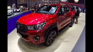 vuclip New 2018 Pickup Toyota Hilux Revo ROCCO 2019