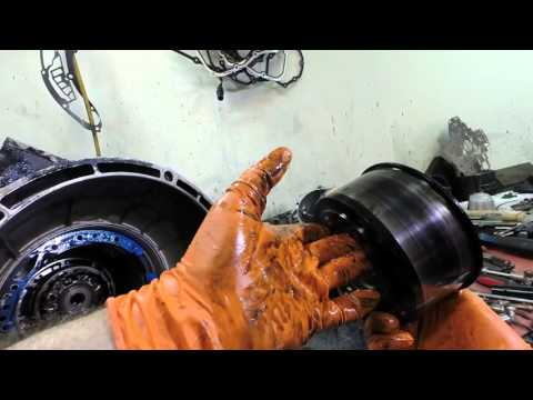 5R55S Transmission - Repair - Part - 1 - YouTube