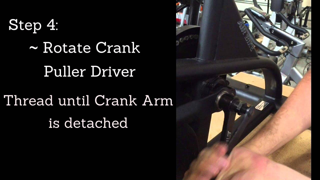 Assault Bike Maintenance Videos | Mifitness