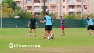 Les minots de la rade du RC Toulon