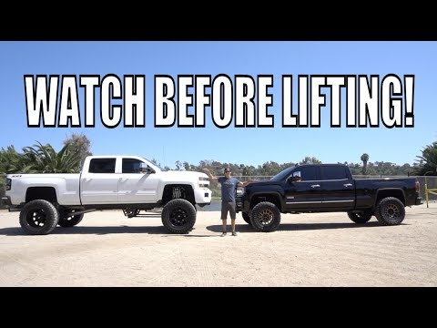 How Much Does It Cost To Lift A Truck >> Choose The Perfect Lift Kit For Your Truck