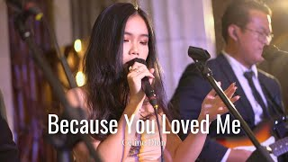 Download Because You Loved Me (Celine Dion) - ARCHIPELAGIO MUSIC