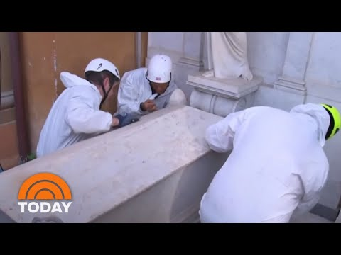 Vatican Opens Tombs In Search For Girl Who Vanished In 1983 | TODAY