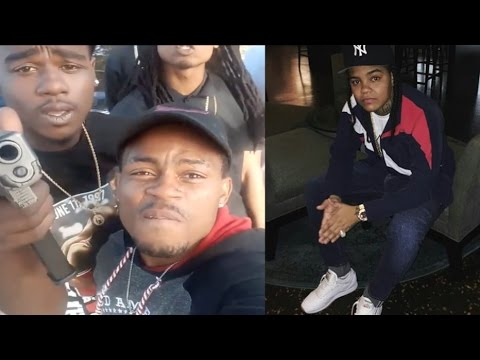 New Orleans Party Promoter & his GOONS Threaten...