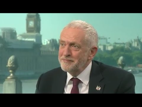 GE2017 : Watch Andrew Neil ask why voters should support Jeremy Corbyn & how Jeremy answers #Win