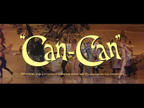 Can-Can (1960) Trailer