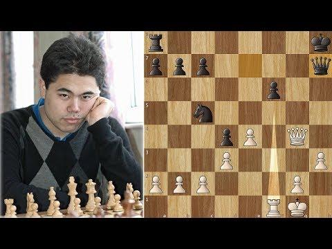 Hikaru Nakamura Makes Chess look Simple