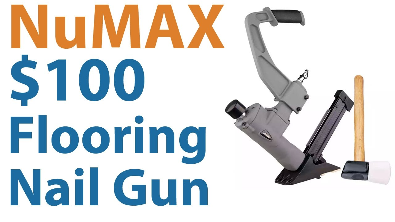 100 Flooring Nail Gun Numax Hardwood Floor Nailer
