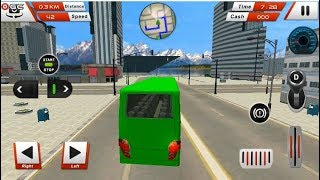 Euro Coach Bus Driving - Offroad Bus Drive Simulator Games - Android gameplay FHD #2