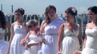 Парад Невест Одесса 2012. Парад Невест. Одесса. Свадебное Платье