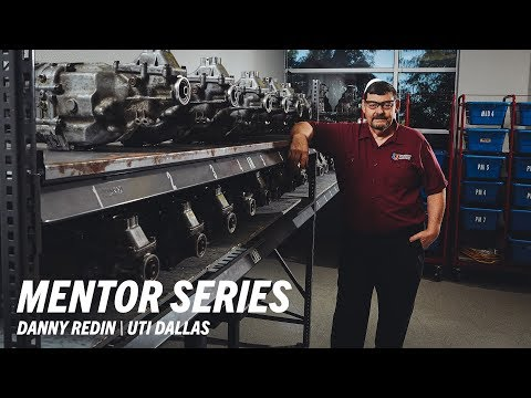 UTI Automotive Instructor, Danny Redin - Universal Technical Institute
