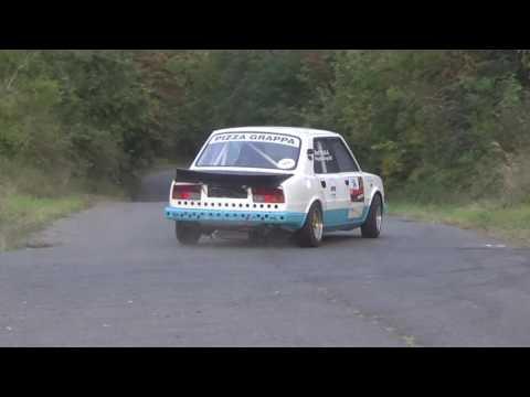 Megyaszai-Obert Skoda 115LR Euro One Rallye Sprint 2016.-Lepold Sportvideo