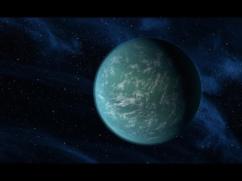 Swimming in an Oceanic Exoplanet