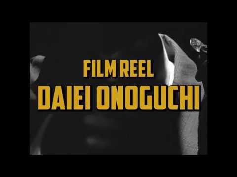 Demo Reel 2017 - Daiei Onoguchi