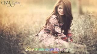 Xin Đừng Bỏ Mặc Em - Ngọc Thúy [HD Kara- Lyric]-DesignClip-CRM.Siver♥†