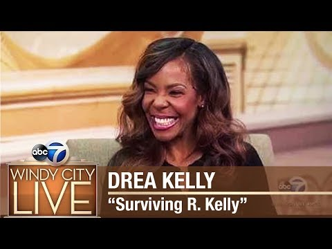 Surviving R. Kelly - Drea Kelly, R. Kelly's ex wife speaks her truth on domestic violence Mp3