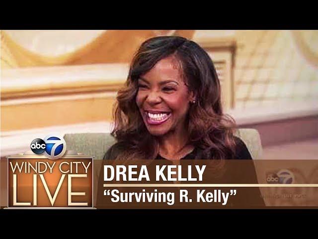 Surviving R. Kelly - Drea Kelly, R. Kellys ex wife speaks her truth on domestic violence