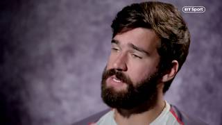 Alisson reveals Liverpool's season-defining moments in the Champions League