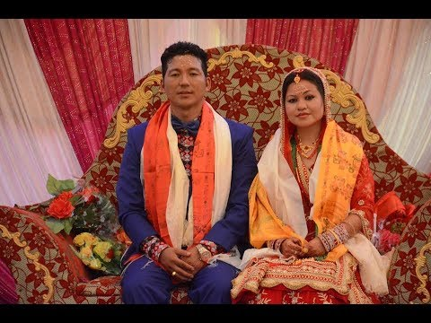 Bikash & Santi Gurung's Weeding Short Video
