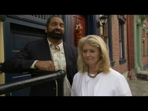Dana and  Franco Harris on Why Pittsburgh Needs Dok Harris