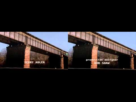 The Sopranos Opening credits: season 1 vs season 4