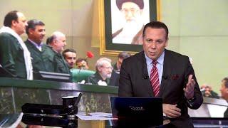 قائد فيلق #القدس الإيراني قاسم سليماني يصل بغداد