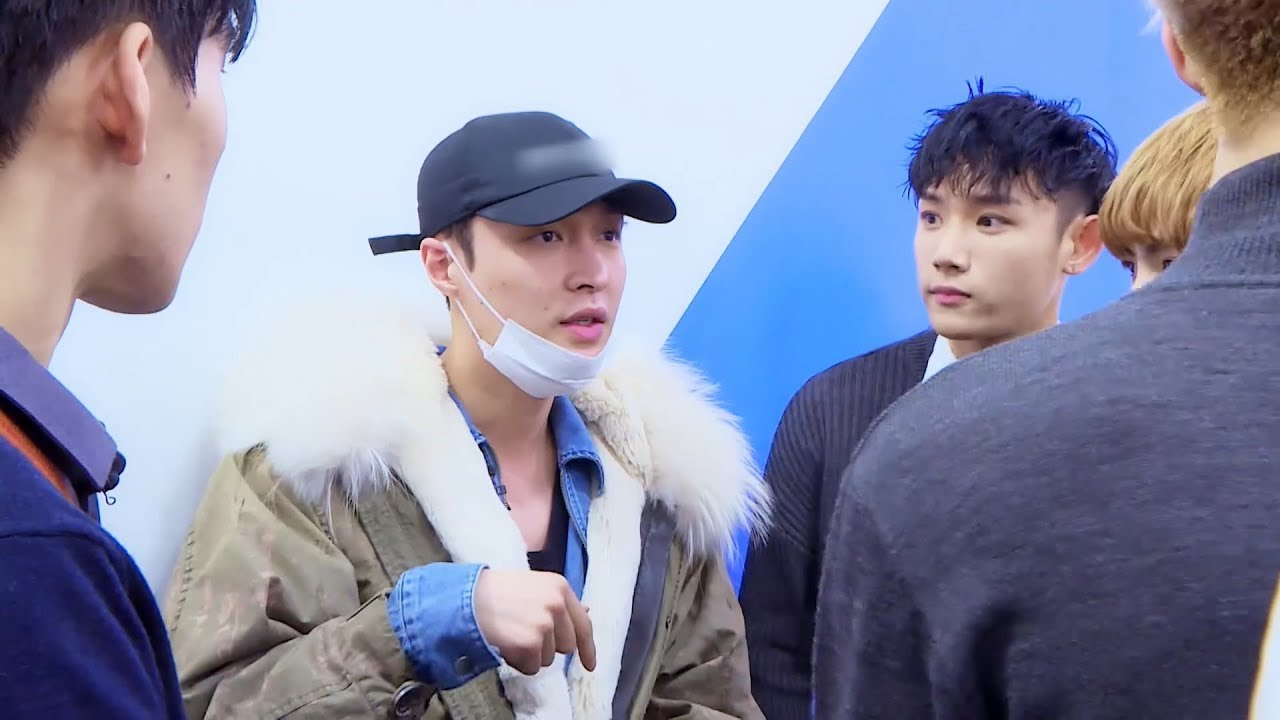 [ENG] 180130 Idol Producer EP3 Preview: Zhang Yixing Personally  Demonstrates `Shake Together`