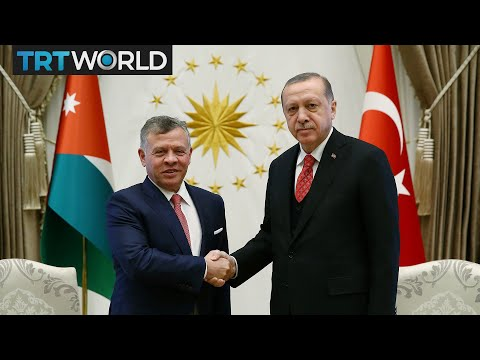Future of Jerusalem: President Erdogan and King Abdullah speak