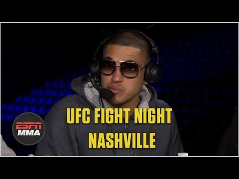 Anthony Pettis would love to fight Conor McGregor | UFC Fight Night | ESPN MMA
