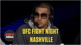 Anthony Pettis would love to fight Conor McGregor   UFC Fight Night   ESPN MMA