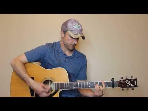 I Just Need You - TobyMac - Guitar Lesson | Tutorial