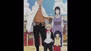 Naruto and Hinata Family Photo Slide -(Blissful Happiness piano mix)