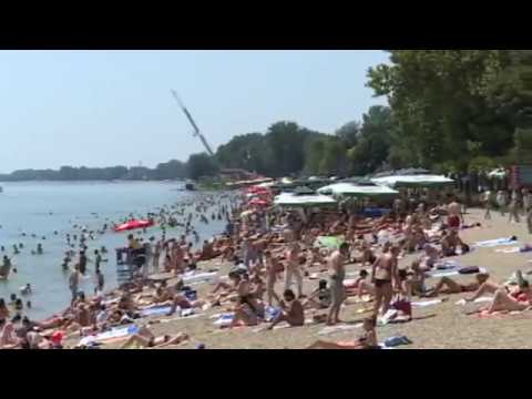Belgrade Sea - Ada Ciganlija