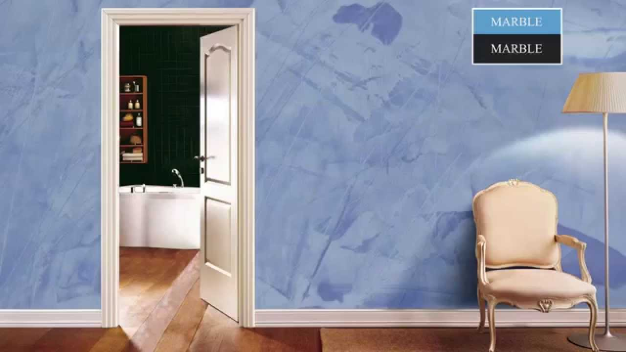 Berger silk illusions marble finish english 2014 youtube