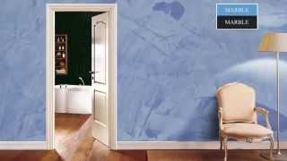 Berger Silk Illusions - Marble Finish - English - 2014